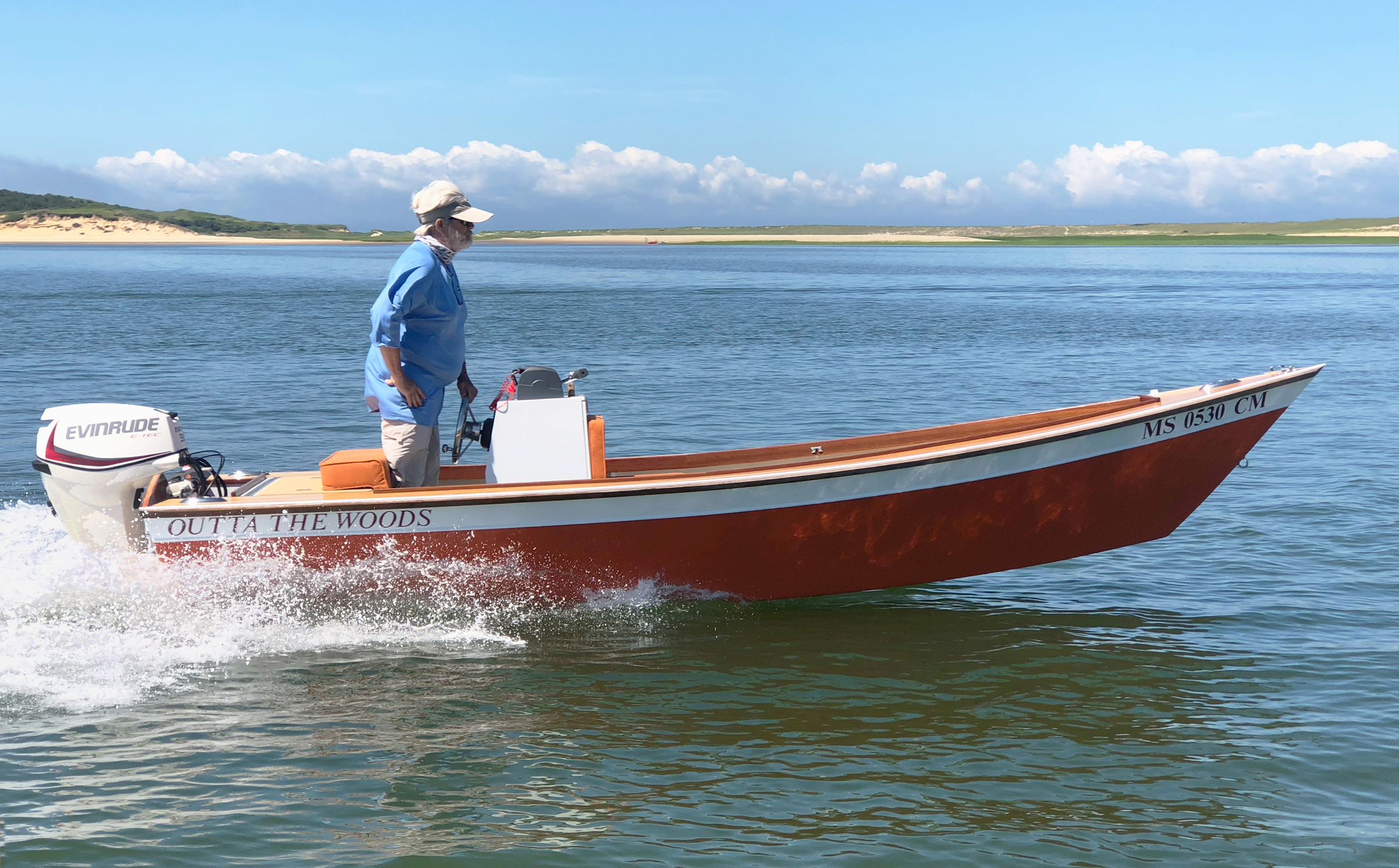 Nauset Marsh Skiff - Small Boats Monthly